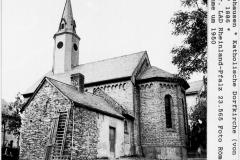 Kirche und Backes